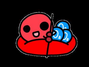 赤血球が酸素を運ぶ