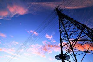 送電線からの電磁波