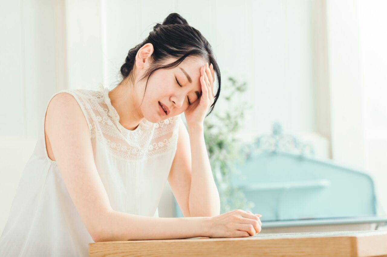天気痛の頭痛やめまいの原因と予防方法とは