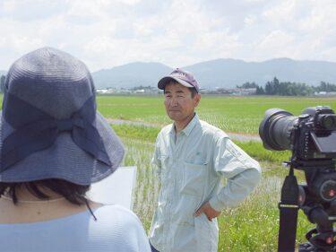 光龍生産者の千田さんを取材(自然栽培米。いのちの壱)