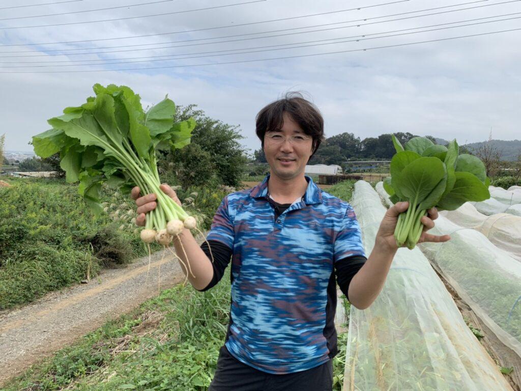 炭素循環農法の野菜は美味い